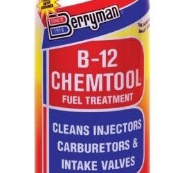 Berryman B-12 Chemtool Carburetor/Fuel Treatment and Injector Cleaner