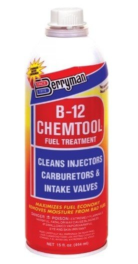 Berryman B-12 Chemtolo Carburetor/Fuel Treatment and Injector Cleaner