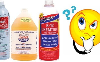 Do fuel injector cleaners work?