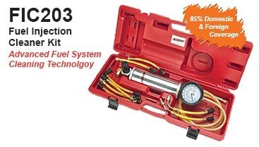 s.u.r. & r. fic203 fuel injection cleaner kit