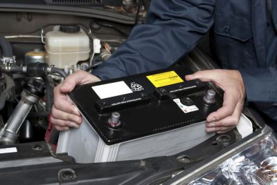 What car battery do I need? Changing the battery.