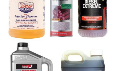 TOP 5 Best Diesel Injector Cleaners